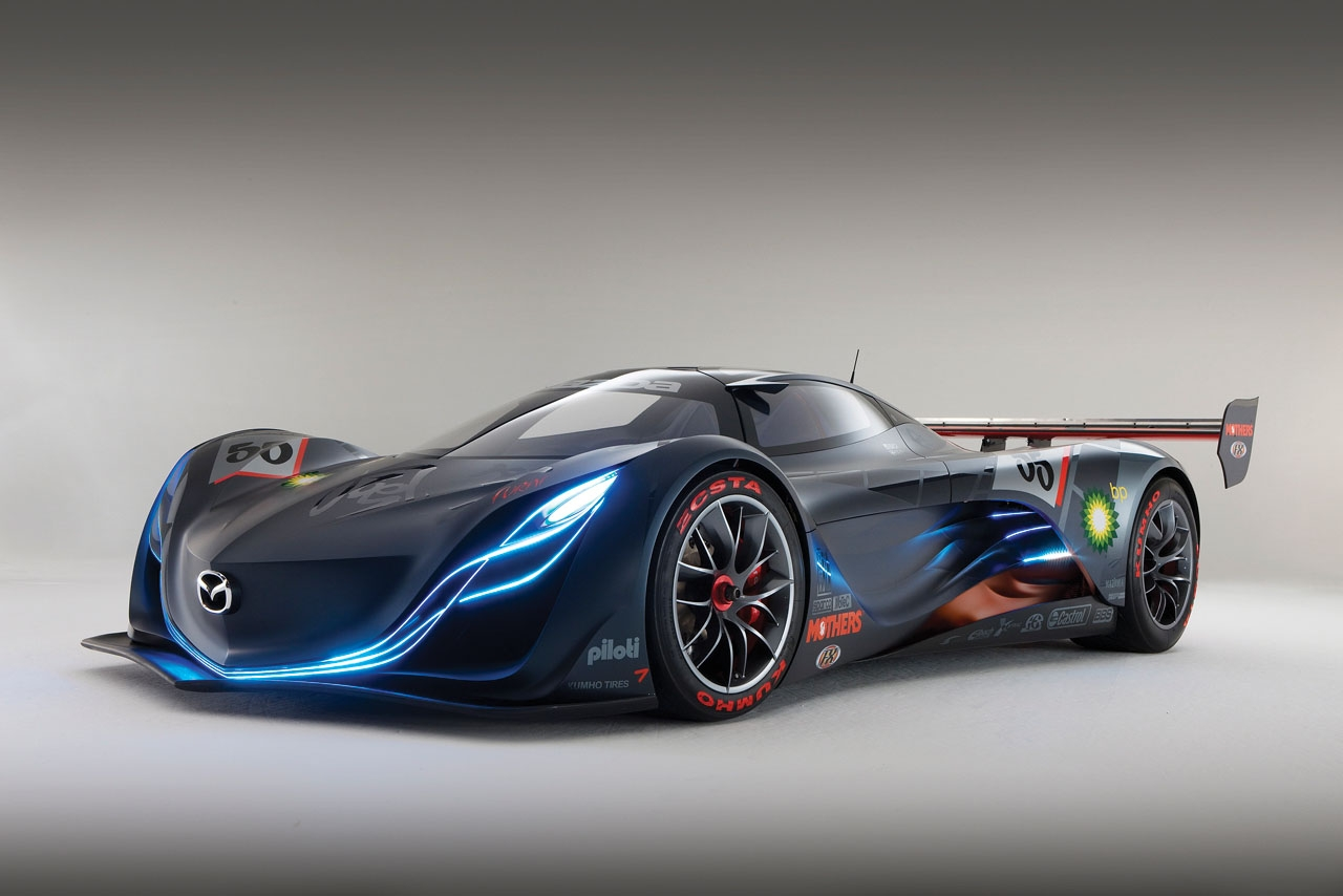 Mazda Furai Wallpaper