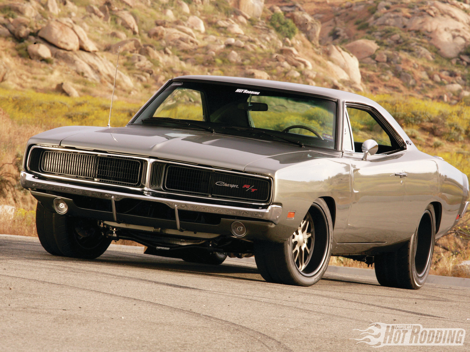 1969 Dodge Charger Front Left