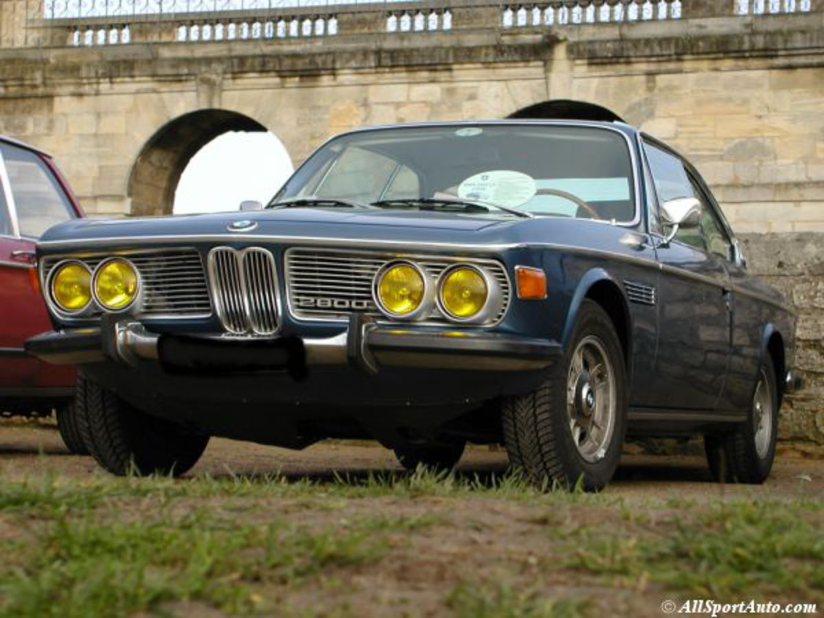 BMW 2800S. View Download Wallpaper. 600x450. Comments