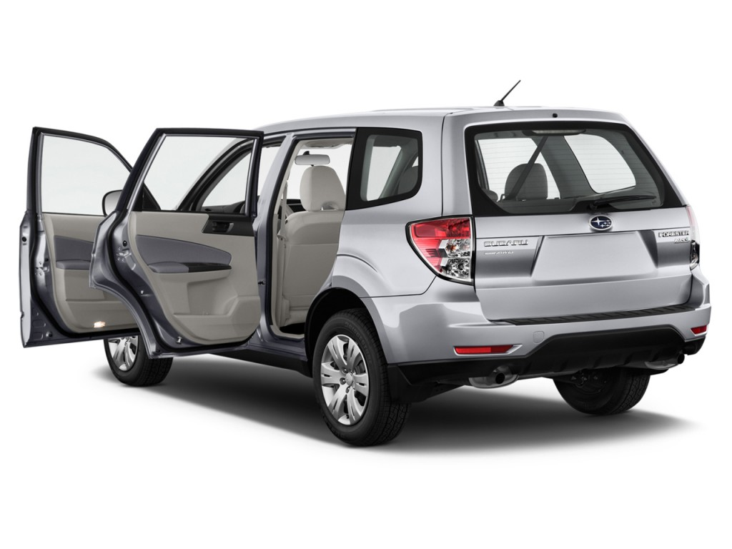 2012 Subaru Forester - Photo Gallery