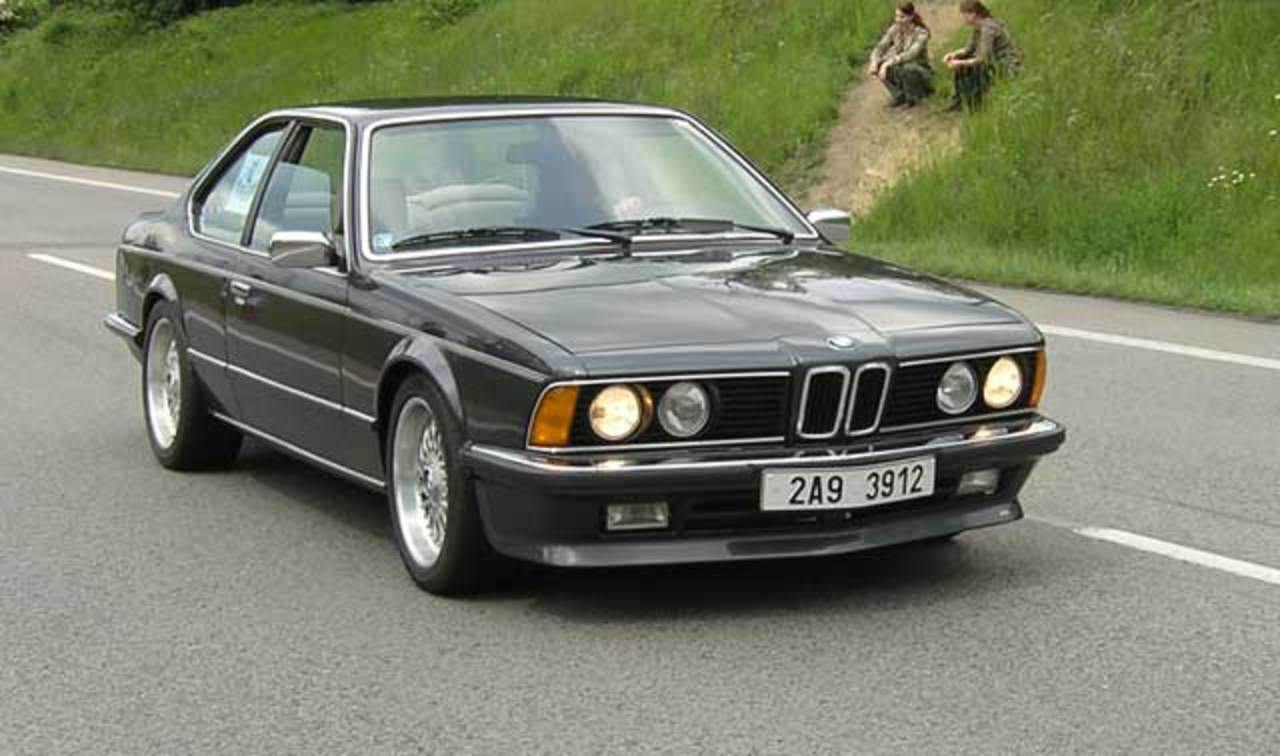 topworldauto photos of bmw 635 csi photo galleries. Black Bedroom Furniture Sets. Home Design Ideas