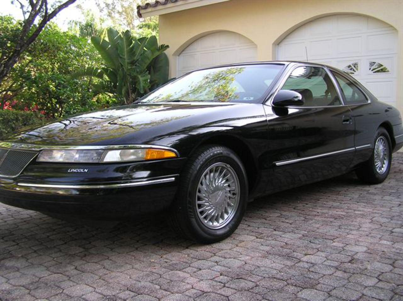 Topworldauto Photos Of Lincoln Mark Viii Photo Galleries 1996 8 Engine Diagram Makemodel Color Black Year 1994 Mileage 142000