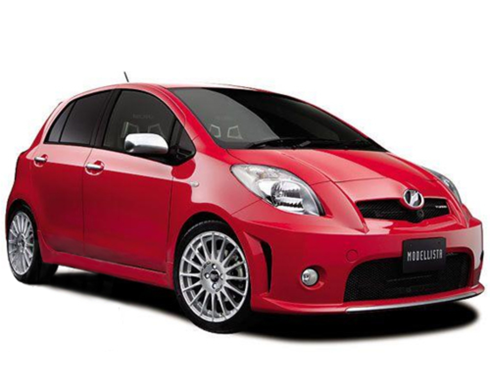 Toyota Yaris RS. View Download Wallpaper. 500x400. Comments