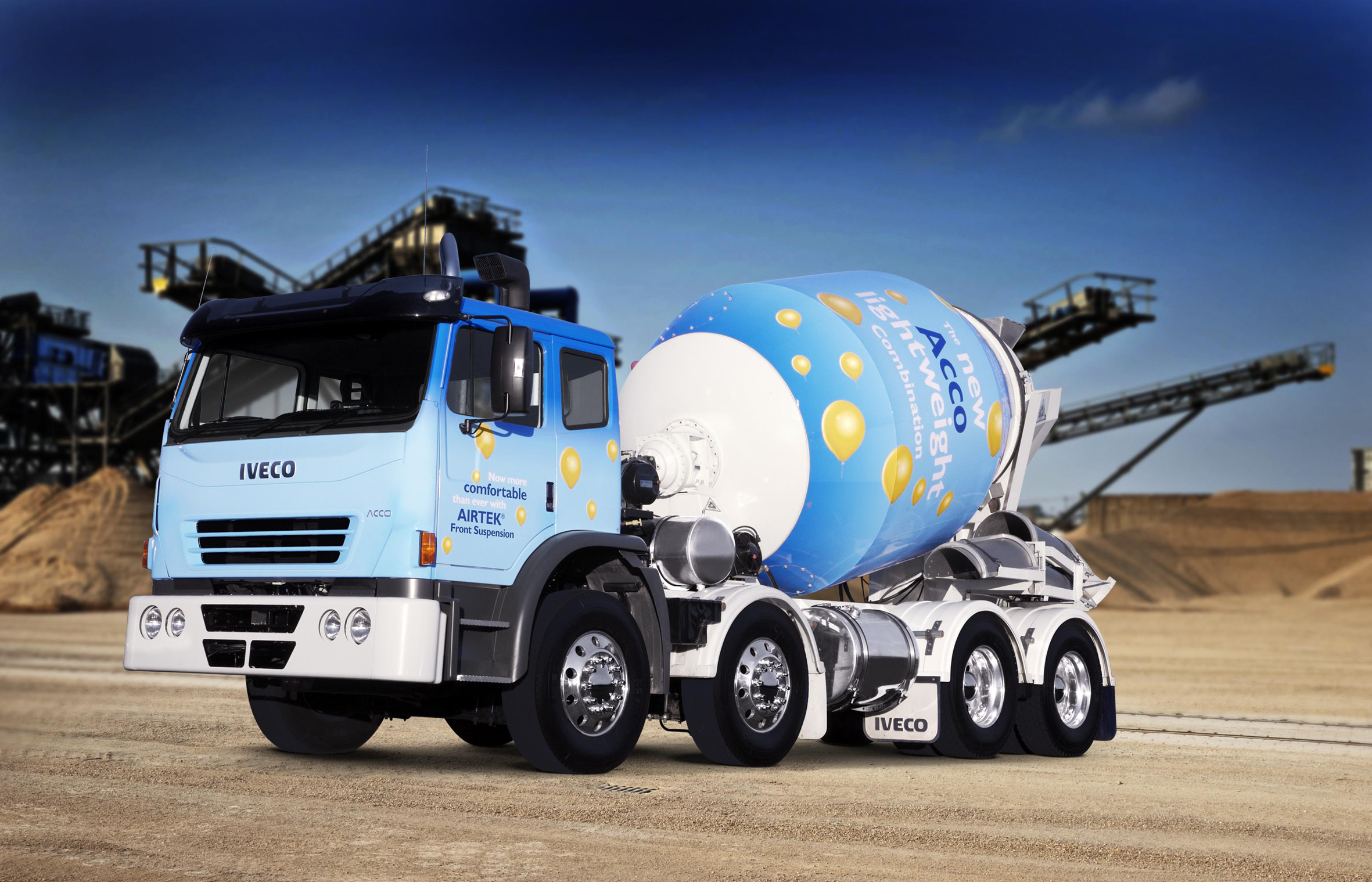Iveco TurboDaily 4912V. View Download Wallpaper. 2362x1519. Comments