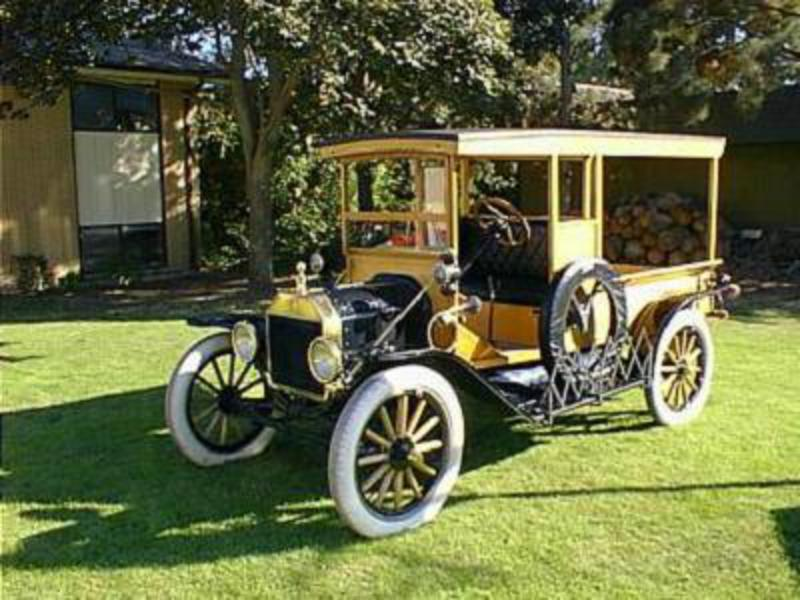 TopWorldAuto >> Photos of Ford Model T Depot - photo ... on