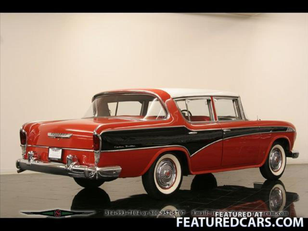 1956 Hudson Rambler - Saint Louis, MO, Used Cars for Sale ...
