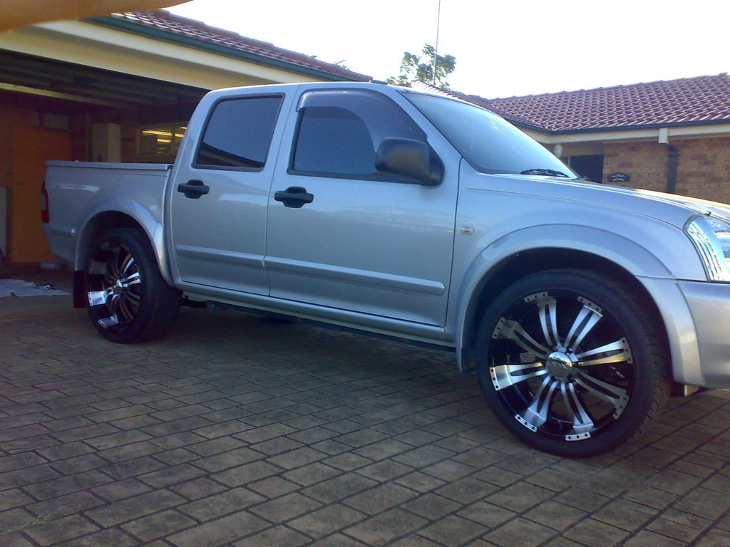 DreamTE's Holden Rodeo