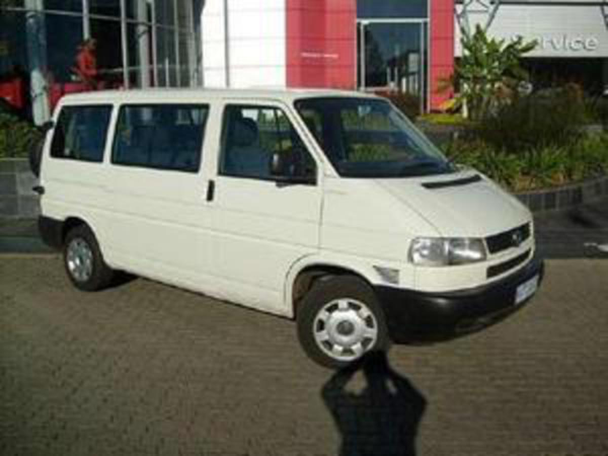 Volkswagen Caravelle 2.5 syncro фото 8