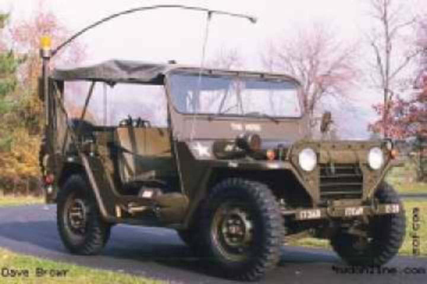TopWorldAuto >> Photos of Ford M151A1 MUTT - photo galleries