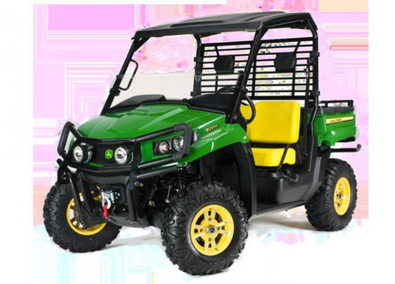Topworldauto Photos Of John Deere Gator Photo Galleries Fuse Box Diagram 2012 2013 Polaris Ranger 500 Efi Vs Xuv 550
