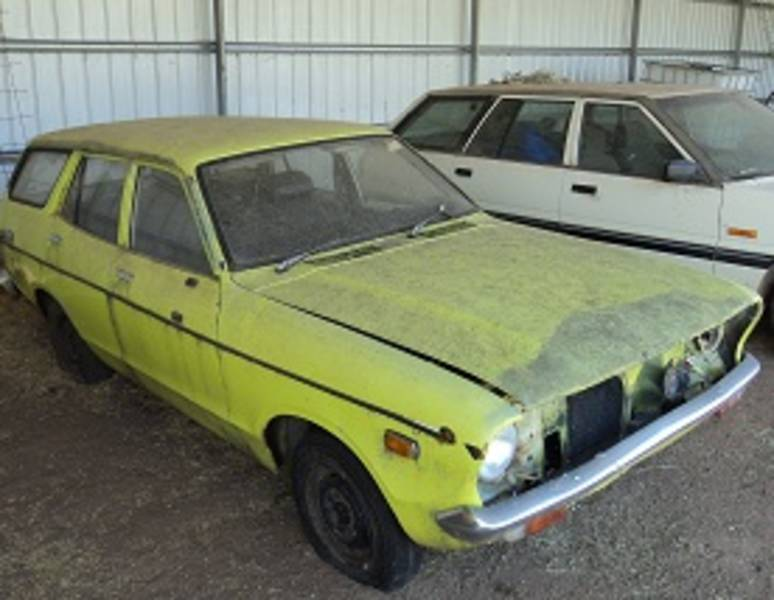 1975 Datsun 120Y Wagon. $600.00. Borung VIC 3518 view on map