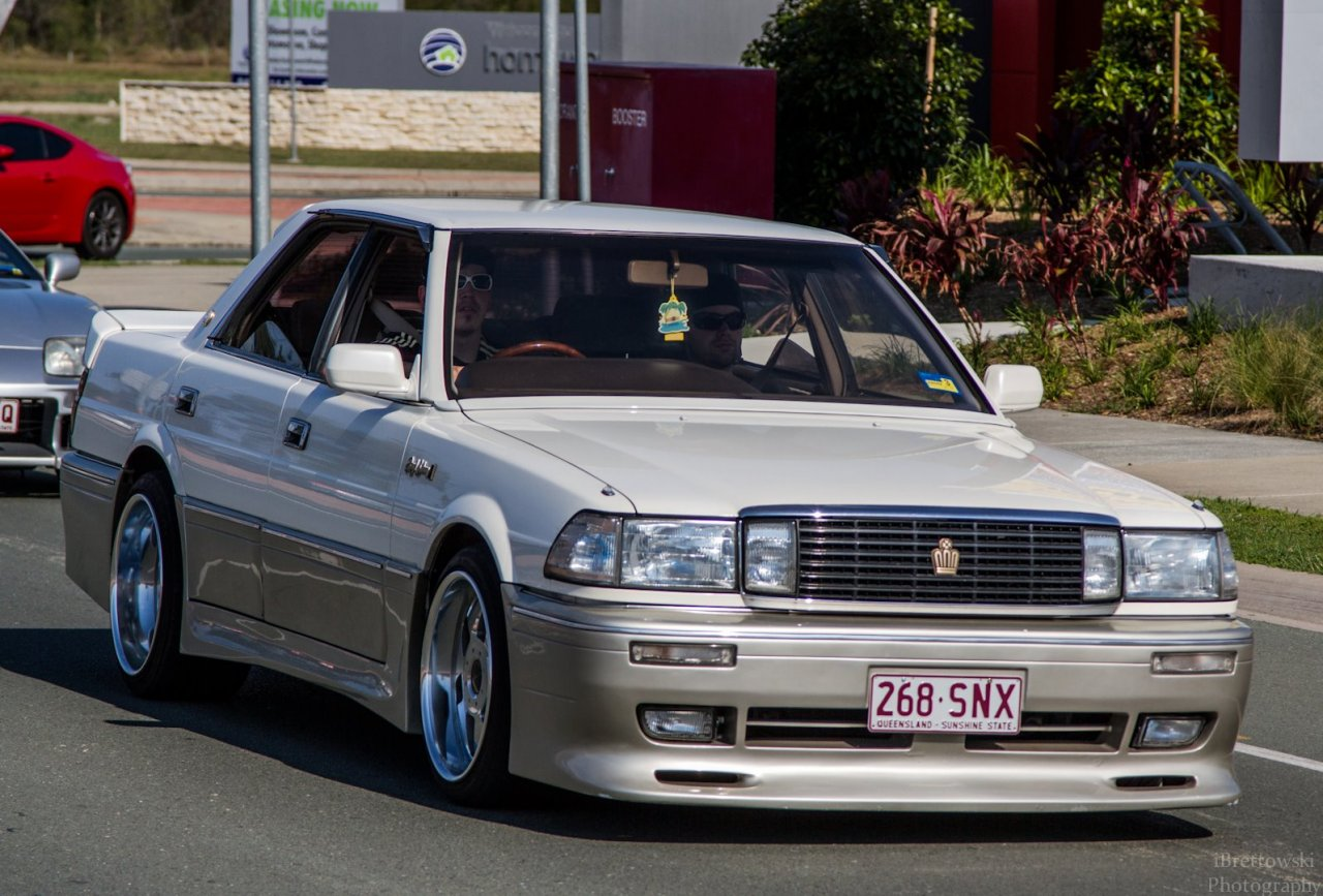 1988 Toyota Crown Royal Saloon - VIP STYLE