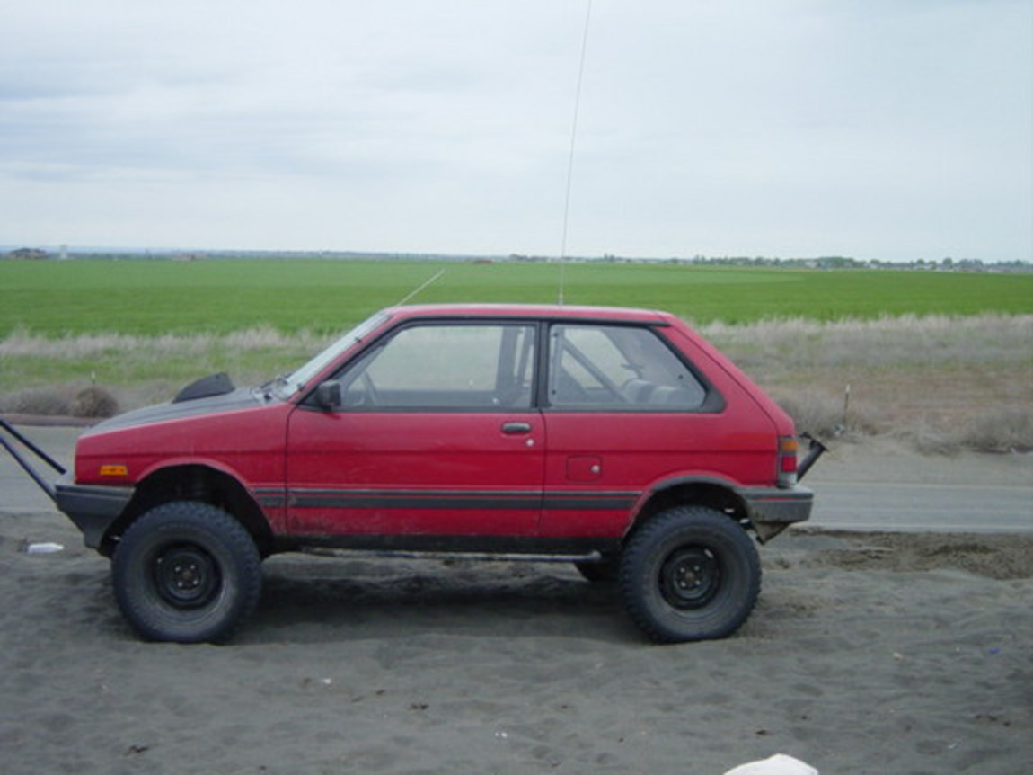 Topworldauto Photos Of Subaru Justy 4wd Photo Galleries 1992 Engine 4x4 725 Comments Views 28503 Rating 77