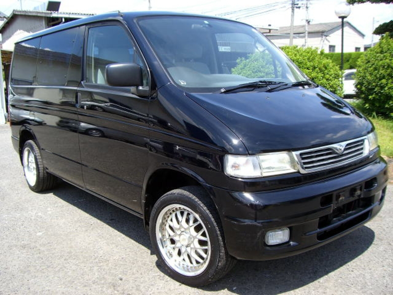 Mazda Bongo Friendee 4WD. View Download Wallpaper. 640x480. Comments