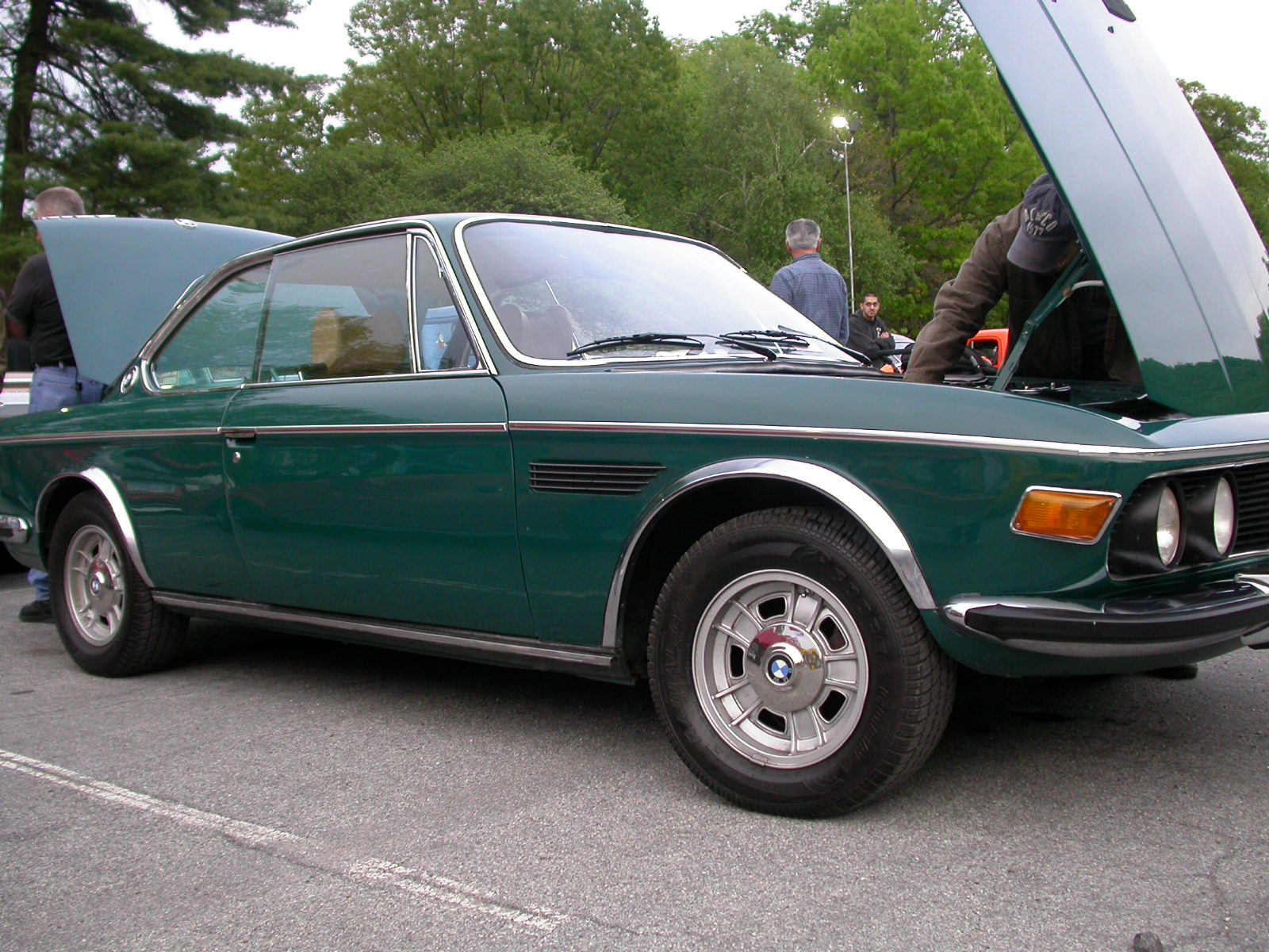 BMW 30 CSi - huge collection of cars, auto news and reviews, car vitals,