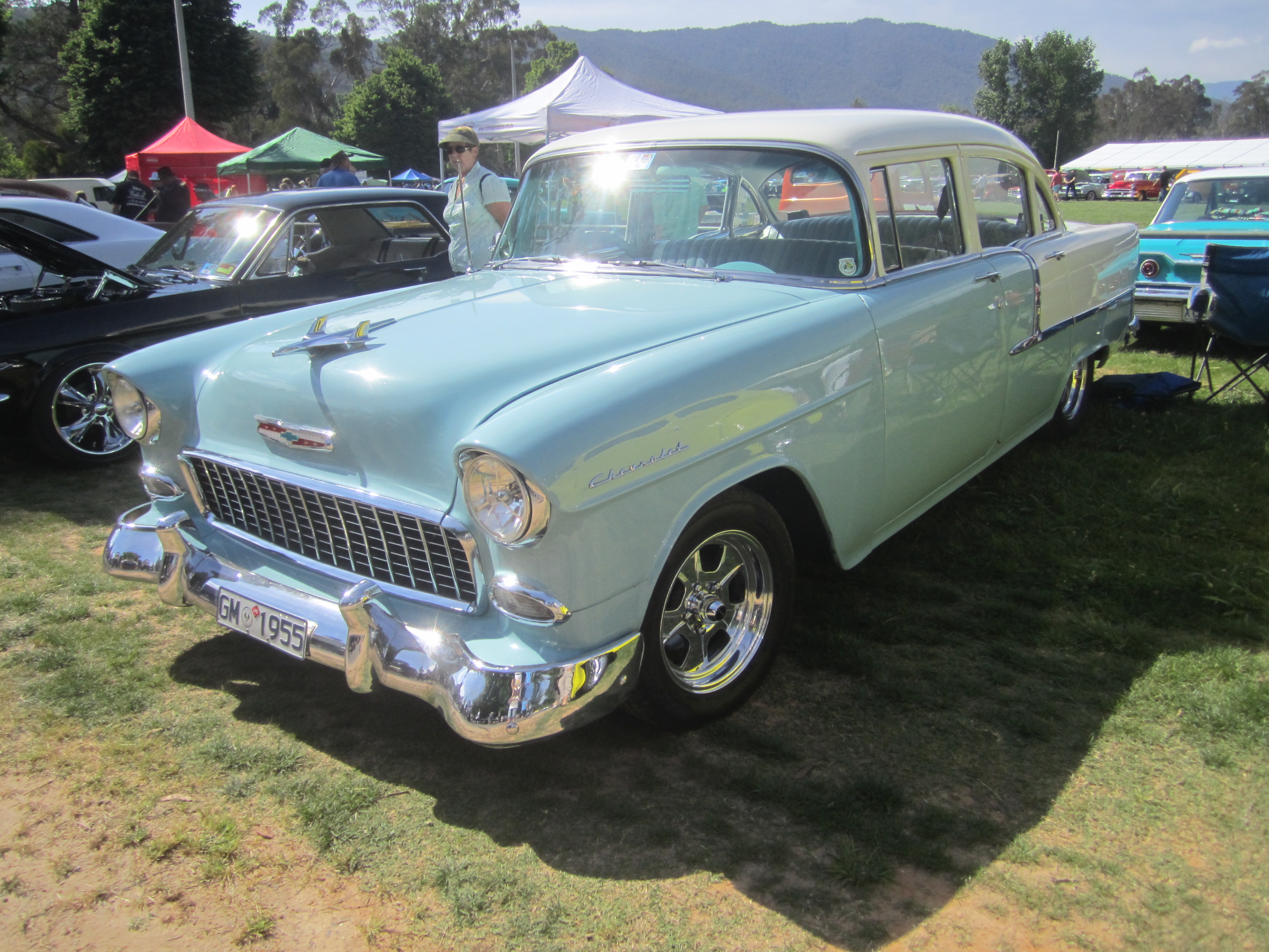File:1955 Chevrolet 210 Sedan - Flickr - Sicnag.jpg