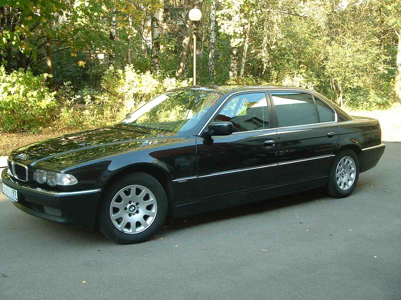 2000 BMW 740il. ← Is this a Interier? Yes | No. More photos of BMW 740il