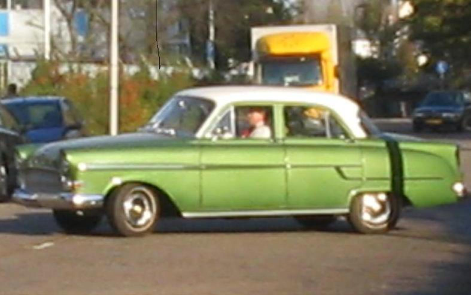 File:Opel record.jpg. No higher resolution available.