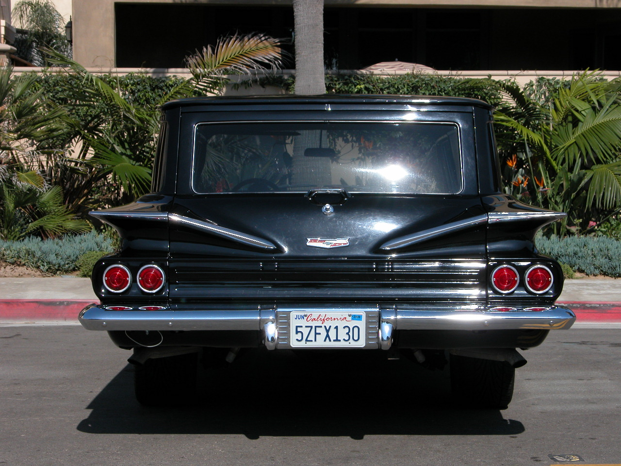 1960 Chevrolet Biscayne Sedan Delivery