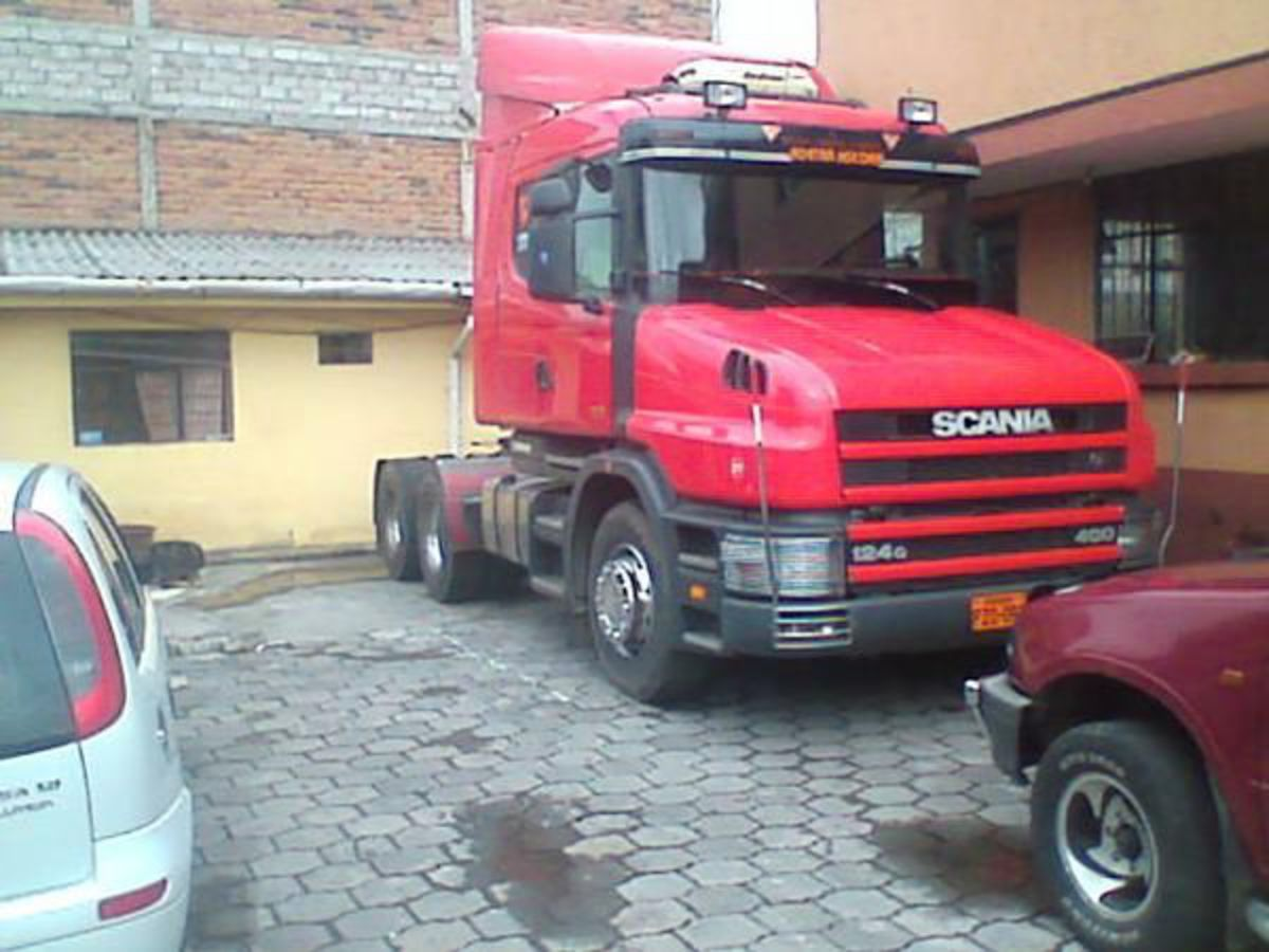 Scania T400