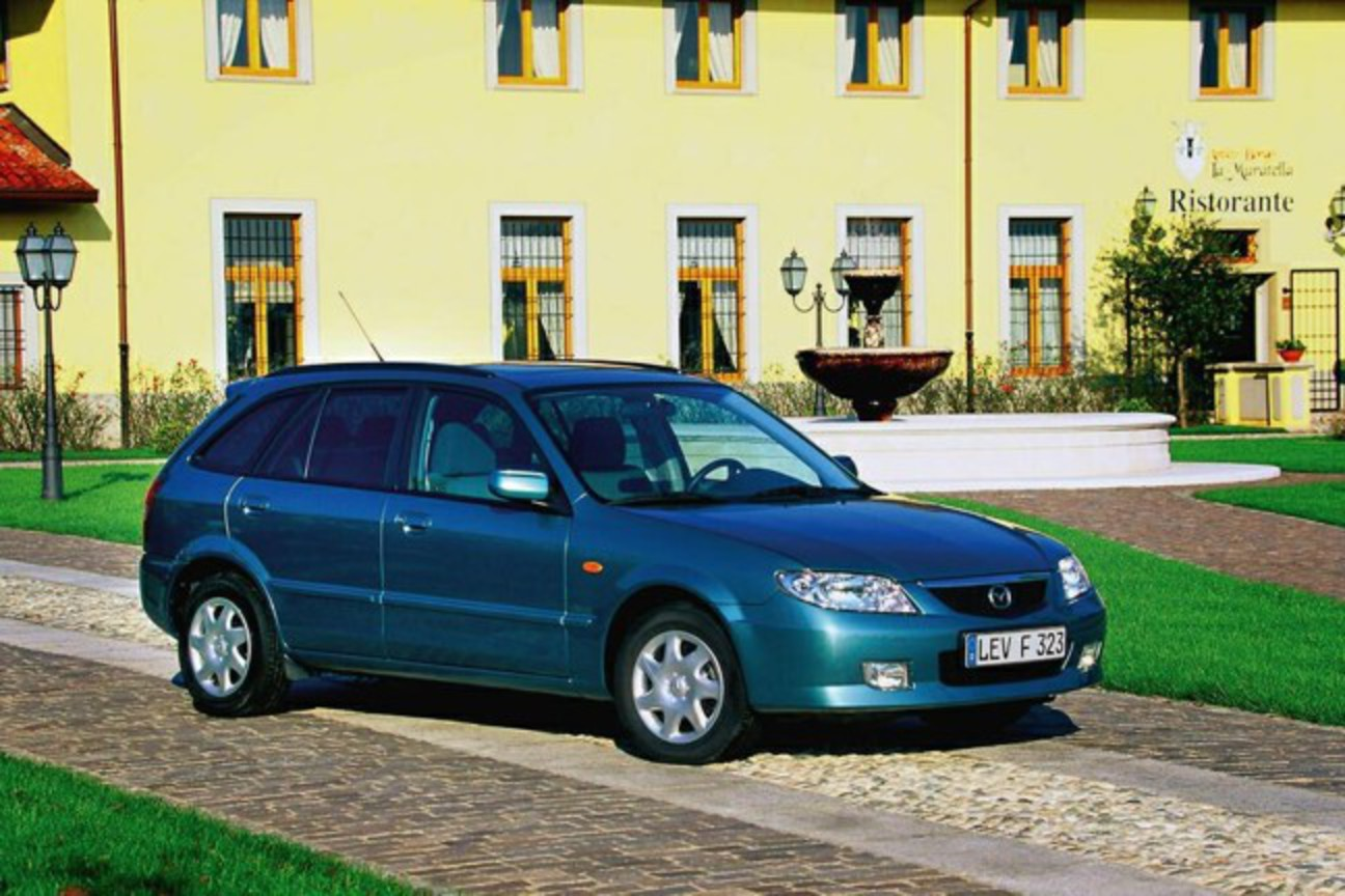 Topworldauto Photos Of Mazda 323 Wagon Photo Galleries
