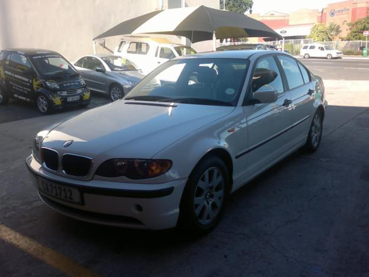 2003 BMW 318i Automatic E46 Facelift 1 Owner R79990 - Bellville