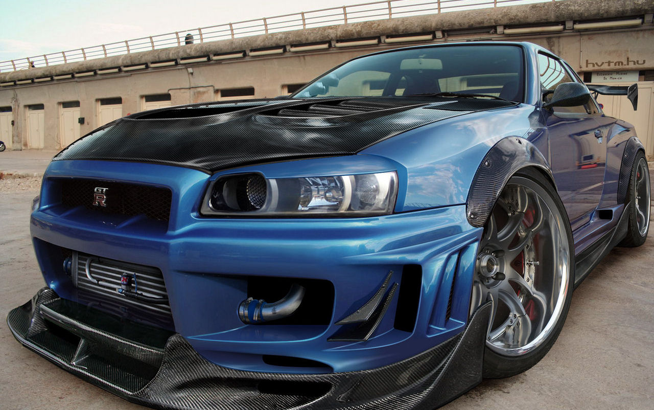 Nissan Skyline R33 GT-R - cars catalog, specs, features, photos, videos,