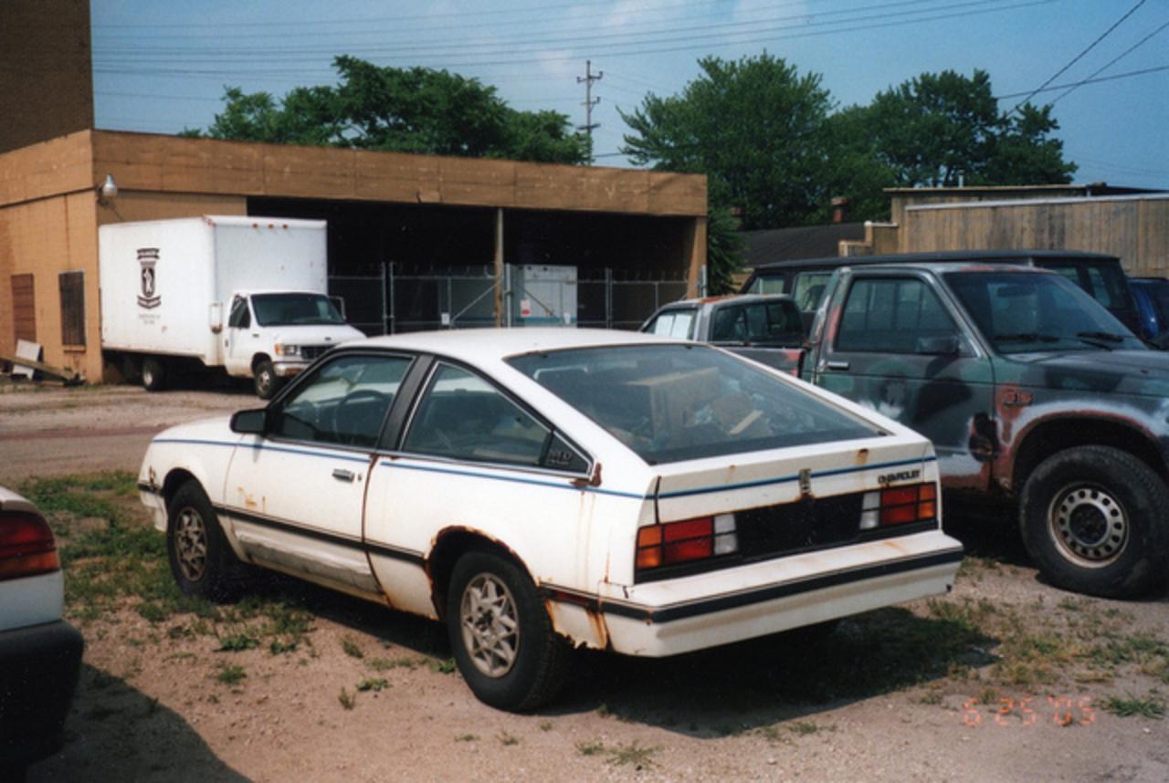 Cavalier 1982 chevrolet cavalier : TopWorldAuto >> Photos of Chevrolet Cavalier Type 10 - photo galleries