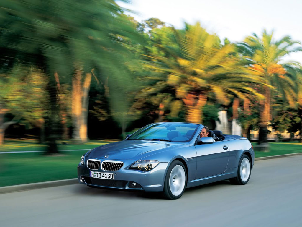 BMW 645i cabrio. View Download Wallpaper. 1024x768. Comments