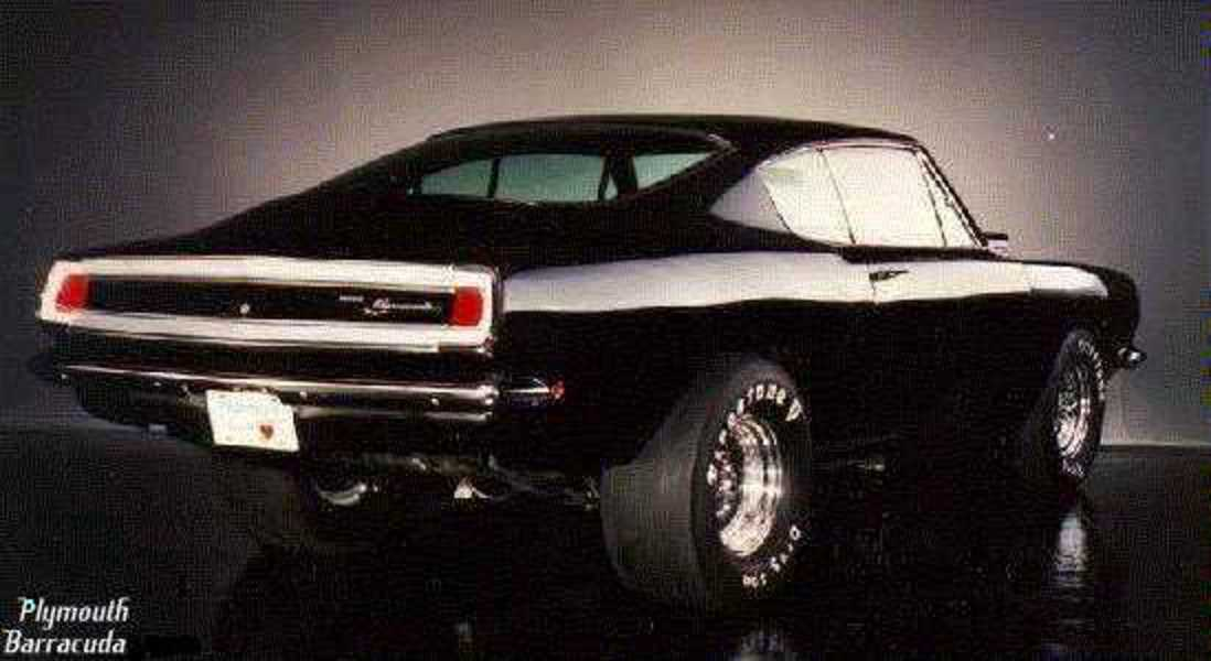 Dedicated to all 1970-74 Plymouth Cuda's.