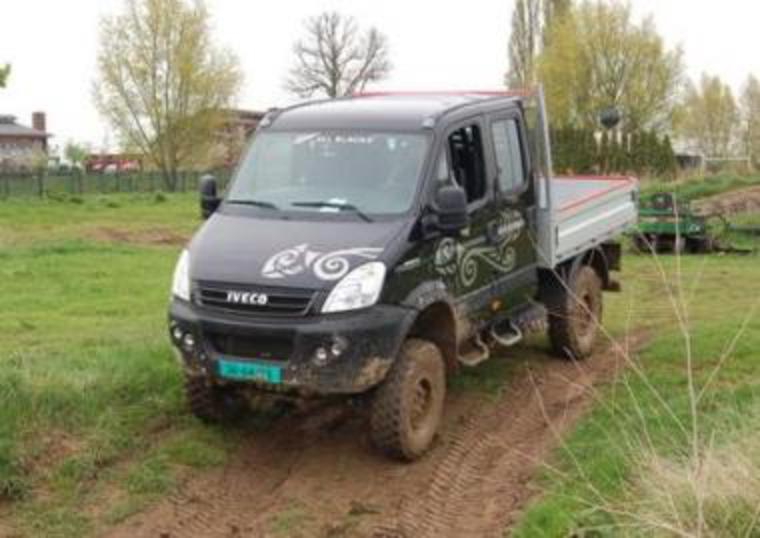 ATW.nl Test: Iveco Daily 35S18W: black magic