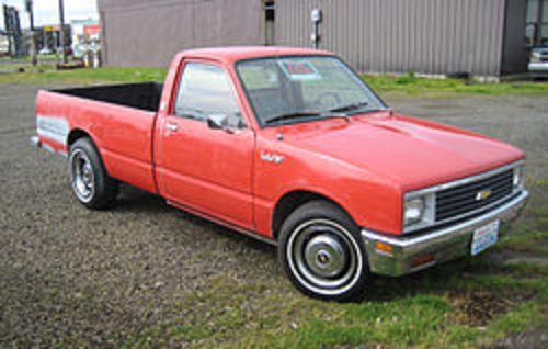 Topworldauto  U0026gt  U0026gt  Photos Of Chevrolet Luv 23 Dlx Crew Cab