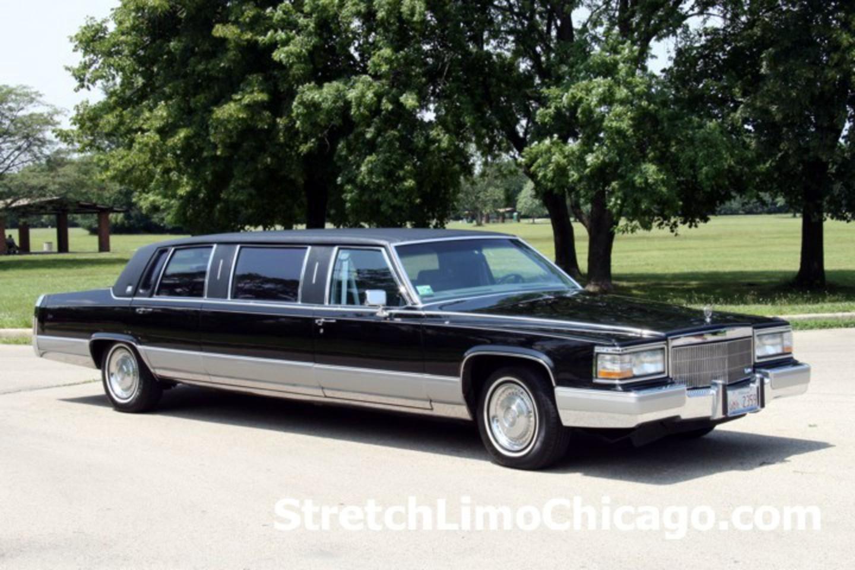 Topworldauto Gt Gt Photos Of Cadillac Brougham Limousine
