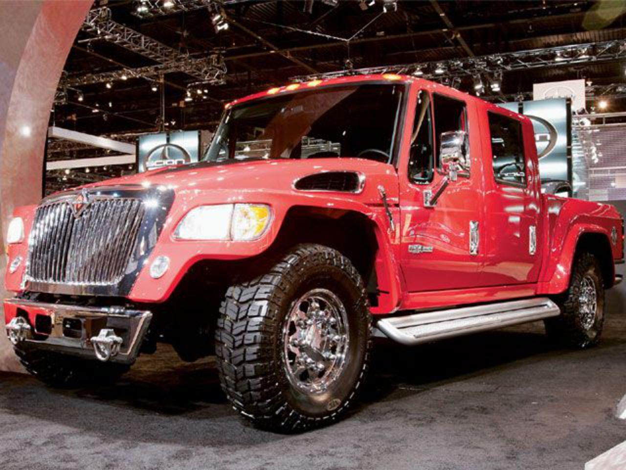 TopWorldAuto >> Photos of International MXT 4x4 - photo