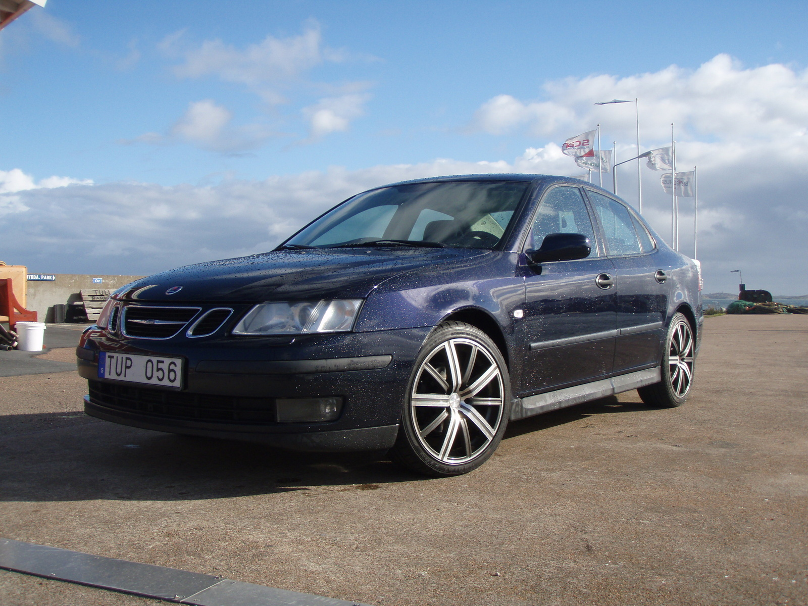2003 Saab 9-3 Linear picture, exterior