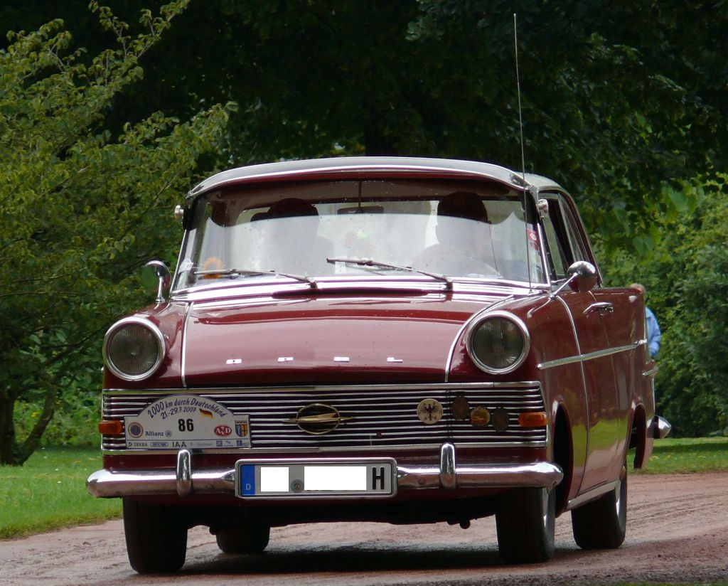 Opel Rekord coup