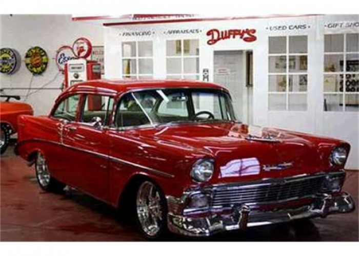 For Sale: 1956 Chevrolet 210 sedan custom in Cedar Rapids, Iowa For Sale