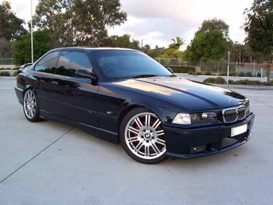 1991 BMW 3 Series 318is, 1991 BMW 318is picture, exterior