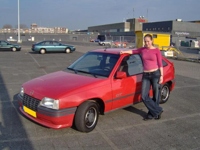 Opel Kadett GT - huge collection of cars, auto news and reviews, car vitals,