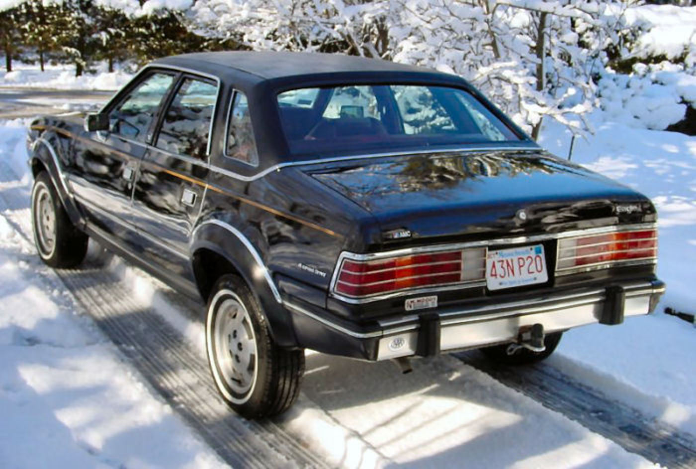 Topworldauto Photos Of Amc Eagle Door Sedan Photo Galleries