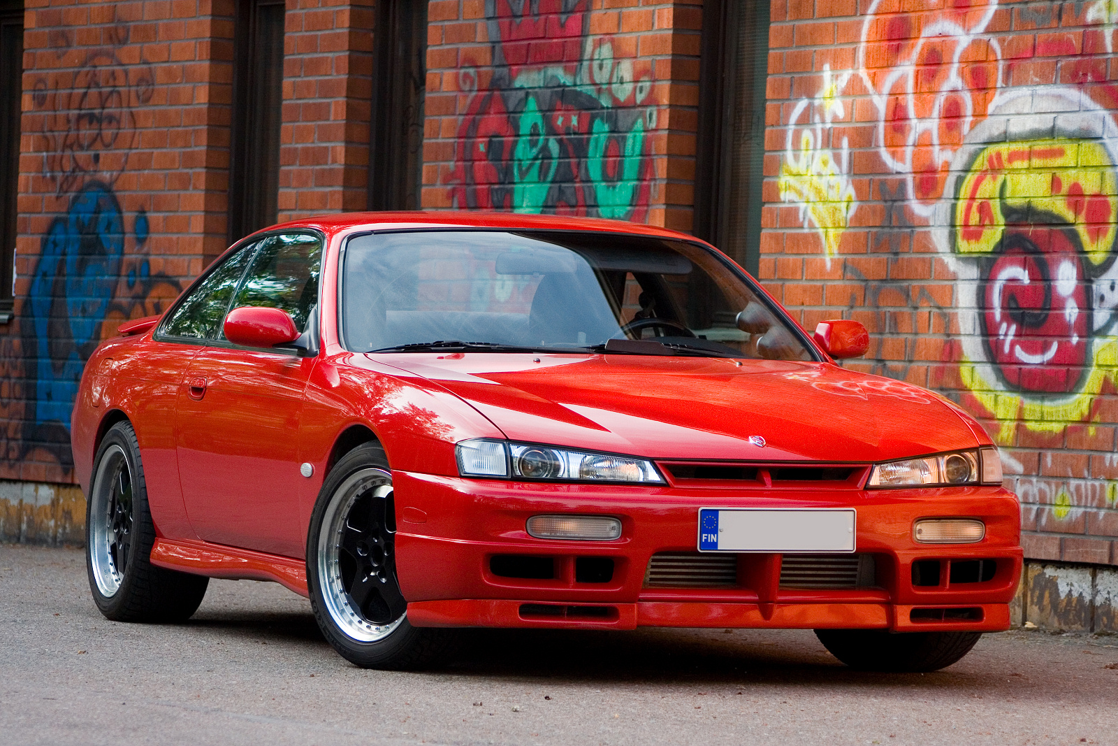 Nissan 200 SX: 02 photo