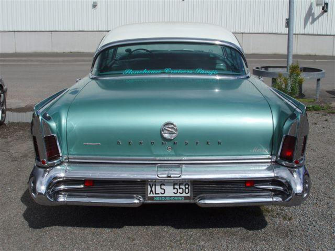 Buick Roadmaster 4dr HT - cars catalog, specs, features, photos, videos,