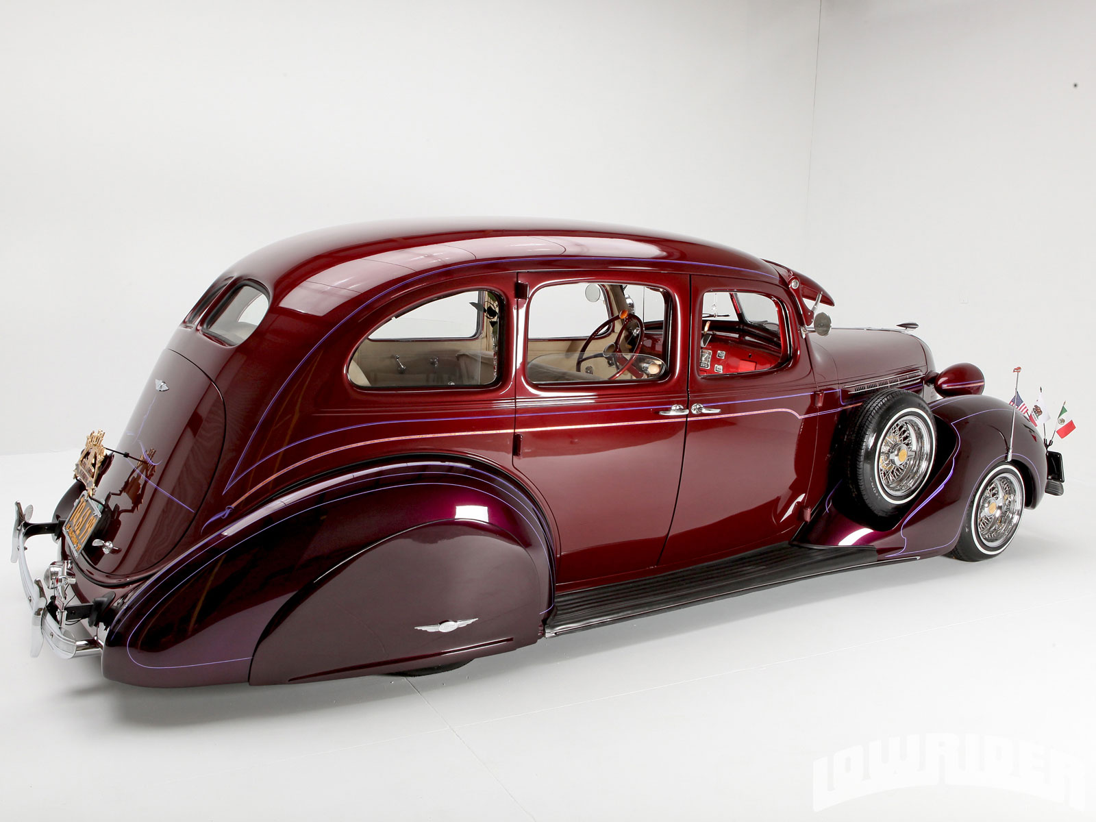 1937 Hudson Terraplane Passenger Side JPG Photo 17