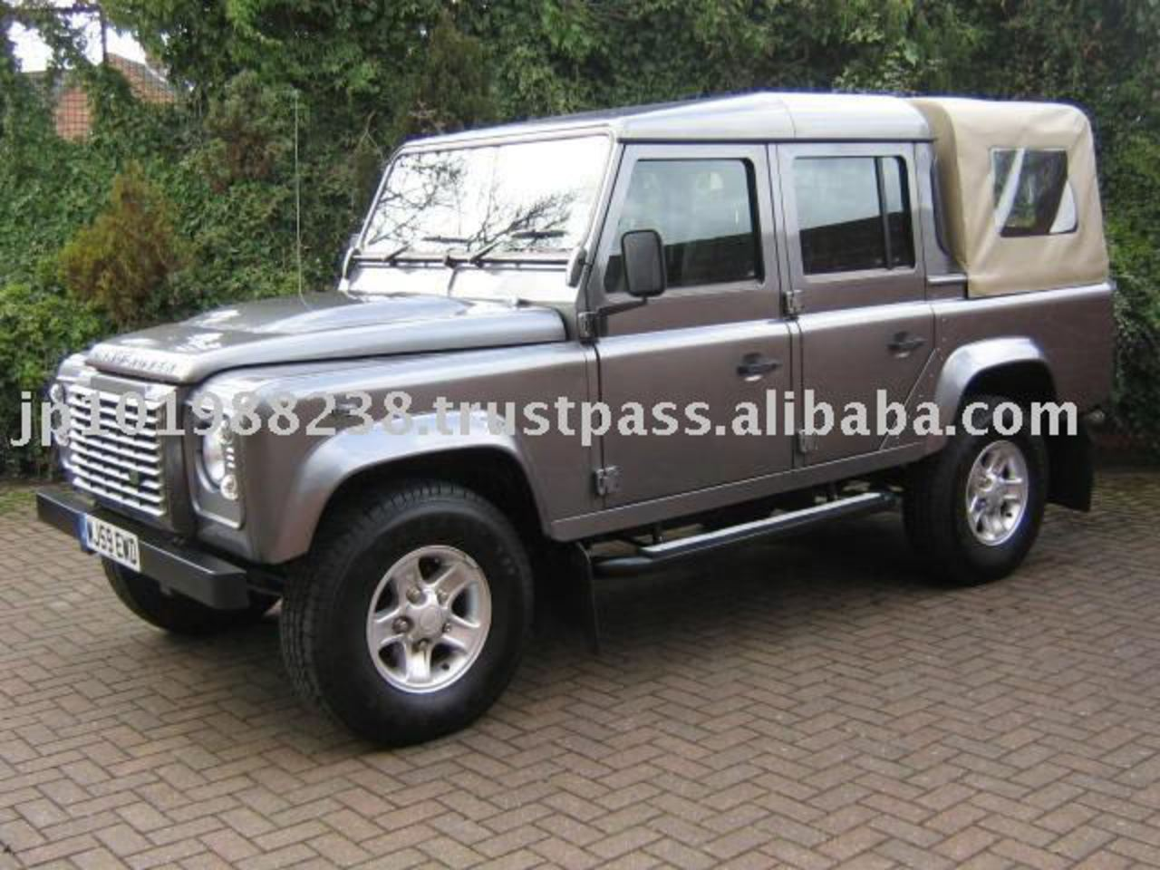 topworldauto photos of land rover defender 110 pick up photo galleries. Black Bedroom Furniture Sets. Home Design Ideas