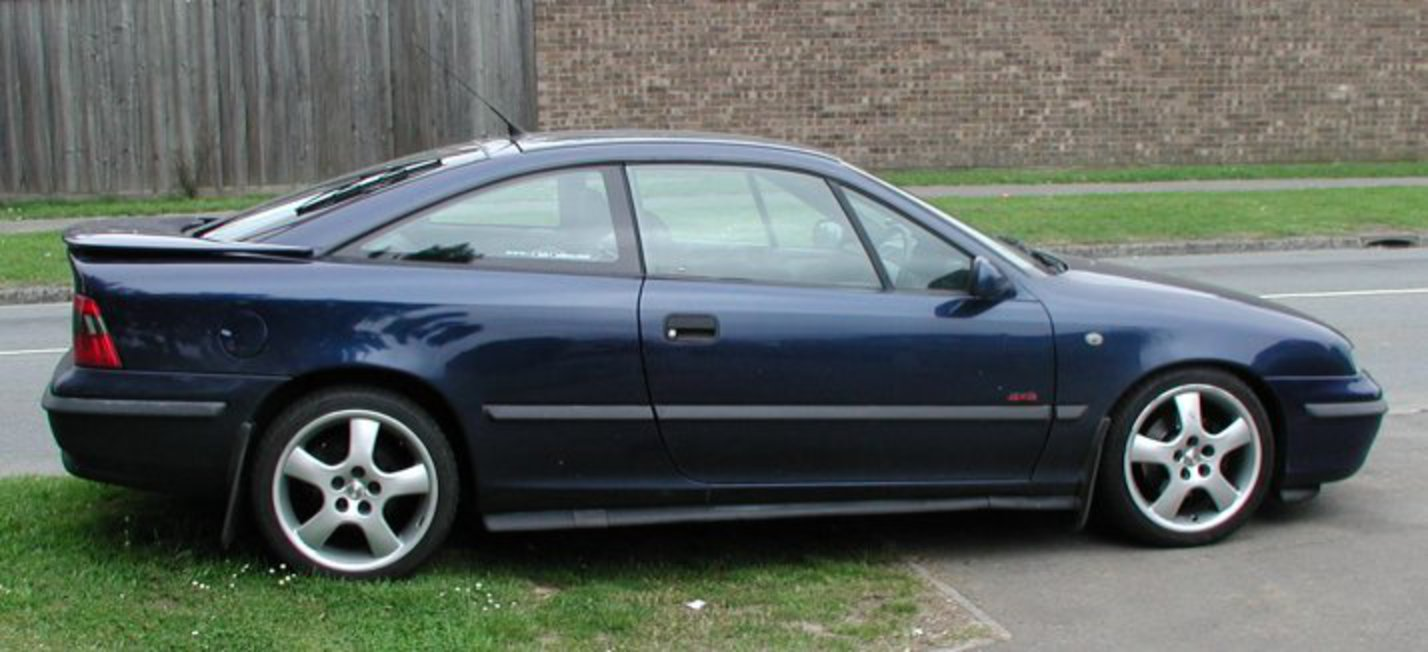 Opel Calibra Turbo 4x4. View Download Wallpaper. 714x326. Comments