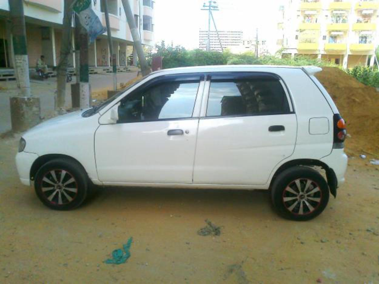 Pictures of Suzuki Alto (VXR ,2004) ,Chilled A/c ,CNG ,Imported Alloy Rims