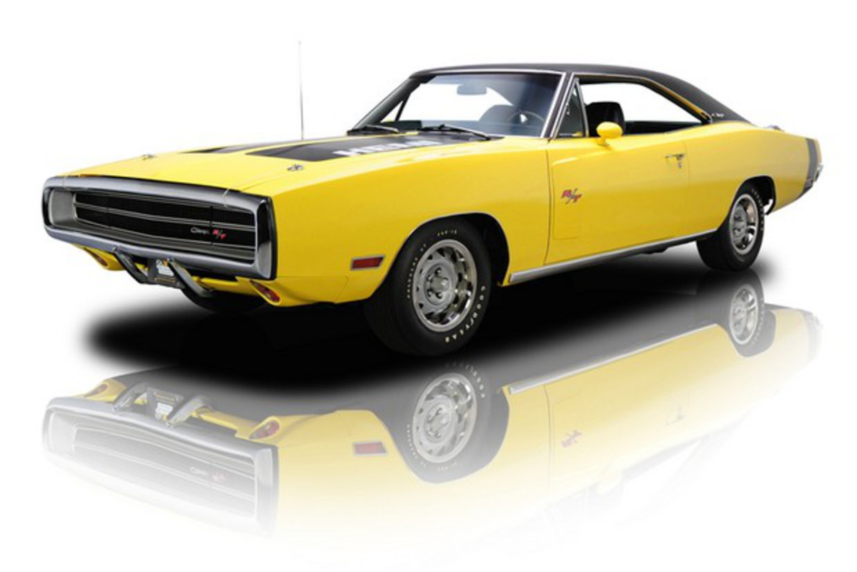 1970 Dodge Charger RT 426 HEMI 4 Speed