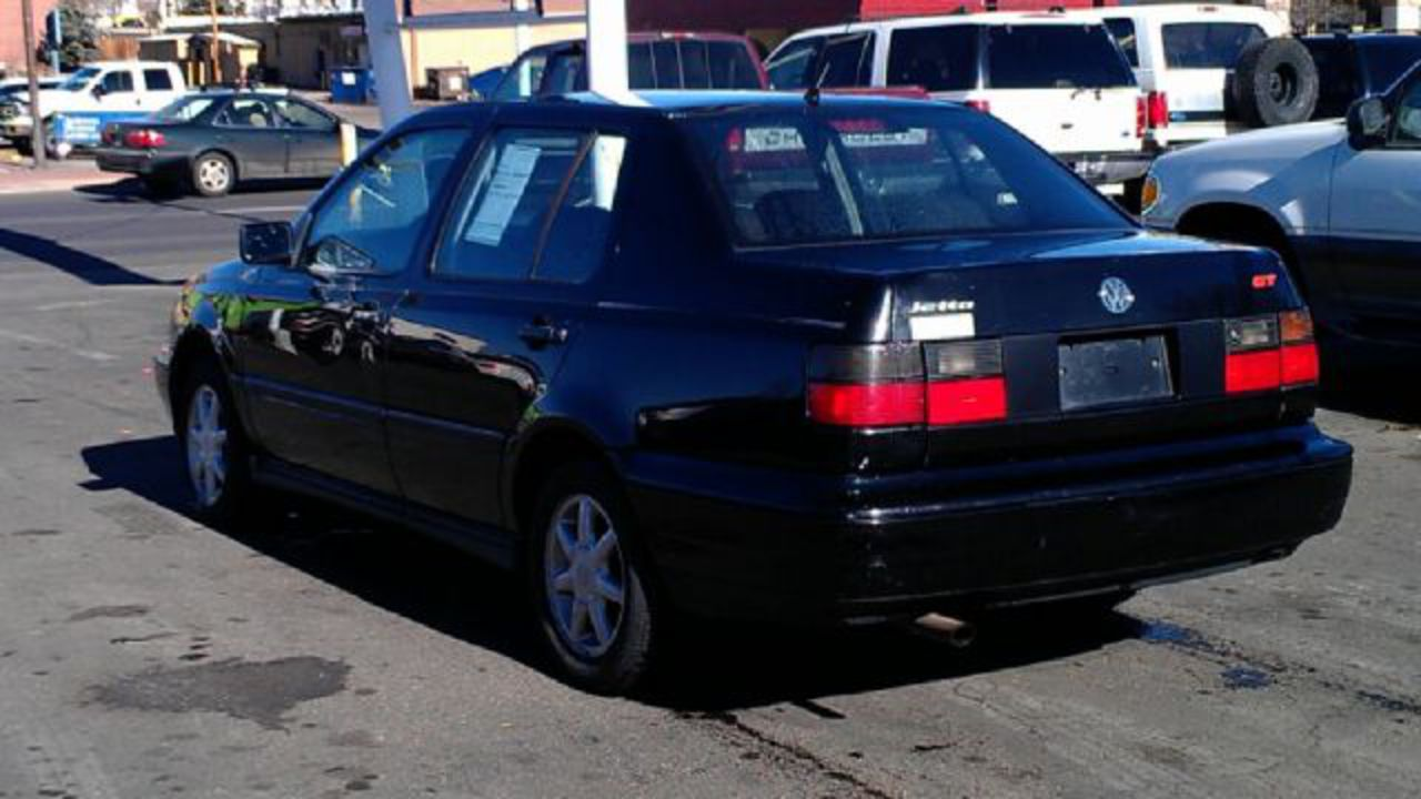 1997 Volkswagen Jetta GT For Sale In Denver CO - B.Quality Auto Check