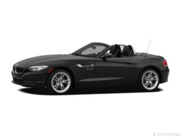 2012 BMW Z4 sDrive35i Roadster - Overview