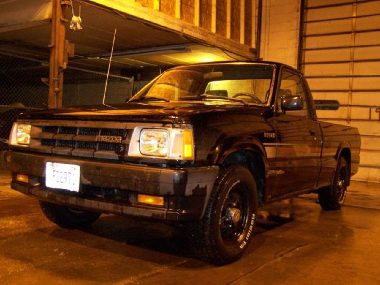 1992 Mazda B2200 SE-5. Asking $2,100 however I am open to trades -5 speed